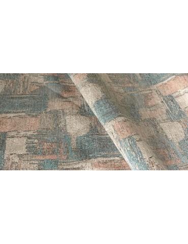 Dettaglio tappeto multicolore