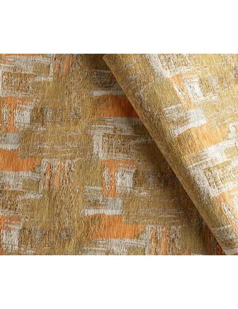 Dettaglio del tappeto in offerta moderno multicolor