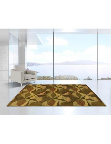 tappeto moderno design geometrico