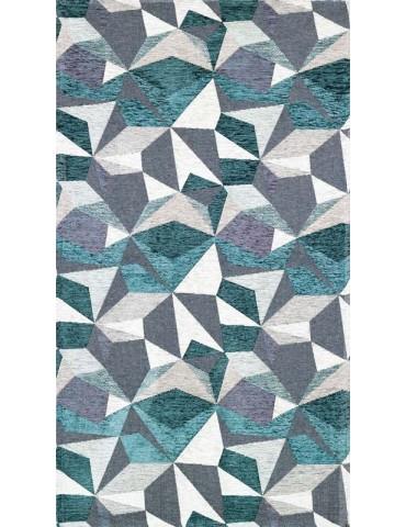 Pianta del tappeto moderno per arredamento casa o ufficio