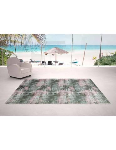 tappeto grigio di design