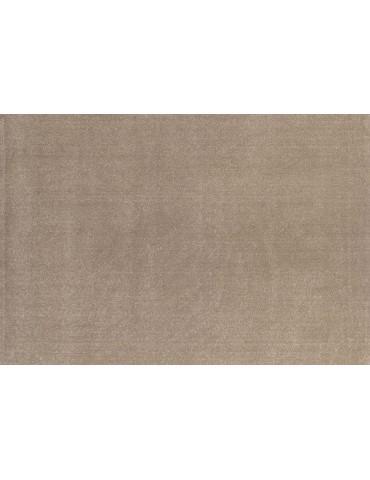 Tappeto moderno color totora