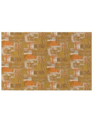 Pianta del tappeto moderno, veduta dall'alto