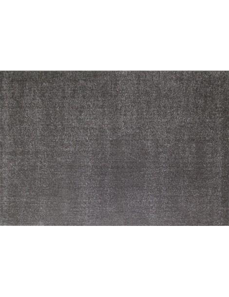 Pianta del tappeto a tinta unita grigio