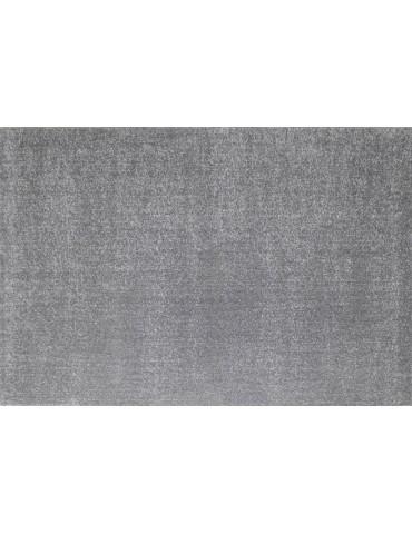 Pianta dall'alto del tappeto antistress color grigio