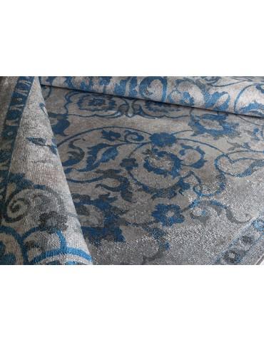 Dettaglio del tappeto moderno i stile invecchiato