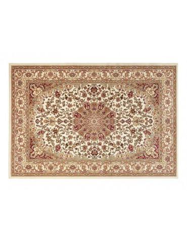 Pianta vista dall'alta del tappeto persiano