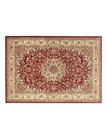 Vista dall'alto del tappeto persiano