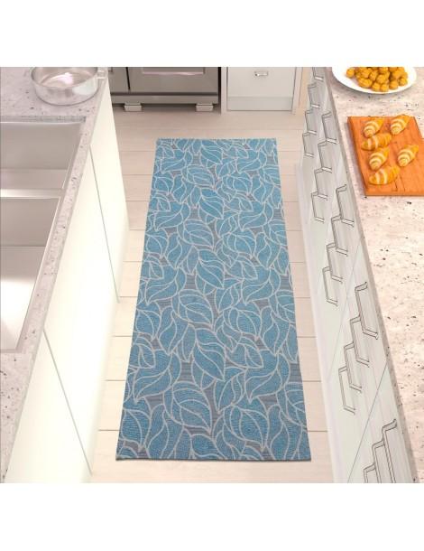 Tappeto stilizzato da cucina o soggiorno