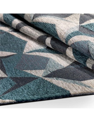 Dettaglio del tappeto moderno